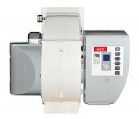 Плавнодвухступенчатые горелки с электронным управлением ELCO EK EVO 9 композитный блок вентилятора с возможностью вращения воздухозабора
