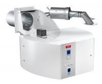 Плавнодвухступенчатые горелки с электронным управлением ELCO NEXTRON 9 и встроенным шумоглушителем
