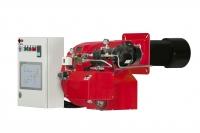 Плавнодвухступенчатые и модулируемые горелки FBR серия FGP190-550 M