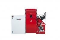 Плавнодвухступенчатые и модулируемые горелки FBR серия FGP650-1800 M