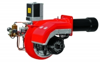 Плавнодвухступенчатые и модулируемые горелки FBR серия FGP50-150 M