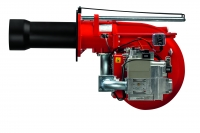 Плавнодвухступенчатые и модулируемые серия P 70 - 150 M