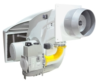 Плавнодвухступенчатые горелки с электронным управлением ELCO NEXTRON 9 и встроенным шумоглушителем запатентованной конструкции