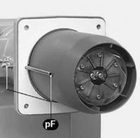 Плавнодвухступенчатые горелки VECTRON GL5 DP