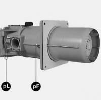 Плавнодвухступенчатые горелки VECTRON GL6 DP