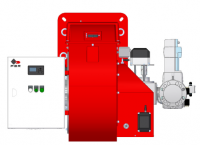 Плавнодвухступенчатые и модулируемые серия P 350-550 EVO